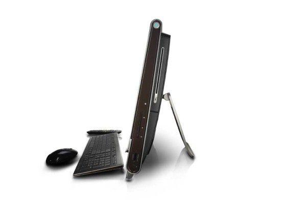 Der TouchSmart-PC von Hewlett-Packard (HP).