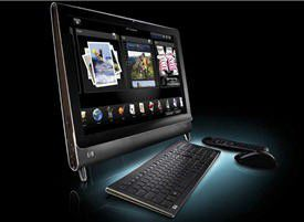 All-in-One-PCs mit Display im Test.
