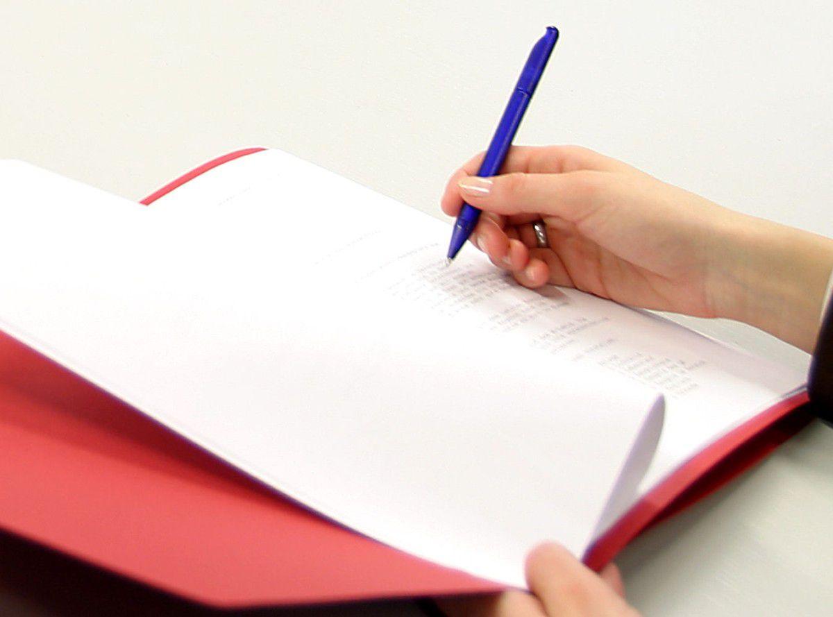 Anschreiben, Lebenslauf, Zeugnisse: Checkliste für die schriftliche ...