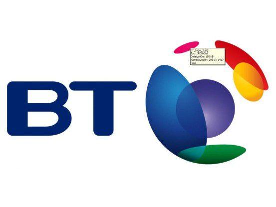 """Auch British Telecom (BT) bietet besorgten Unternehmen """"privates"""" Cloud Computing."""