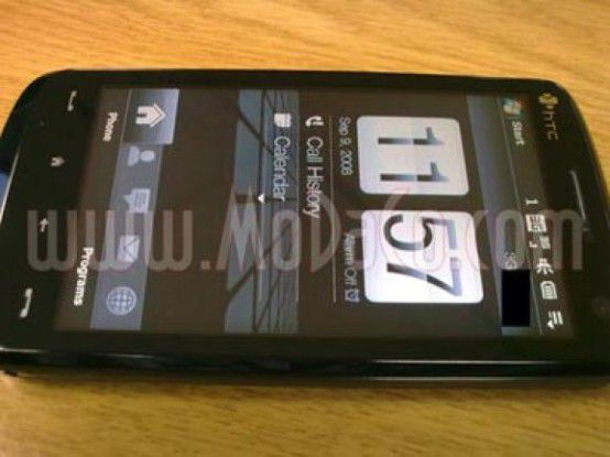 HTC Ultimate Touch