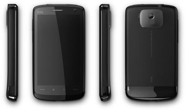 HTC Touch HD: 3,8-Zoll-Display mit 480x800 Pixel Auflösung