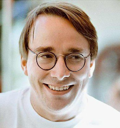 Linux-Vater Linus Torvalds