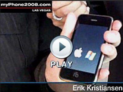 Der pubertierende Norweger will den Bootmanager für das iPhone in den langen Winternächten erstellt haben. (Aufruf des Videos bitte rechts im Text)