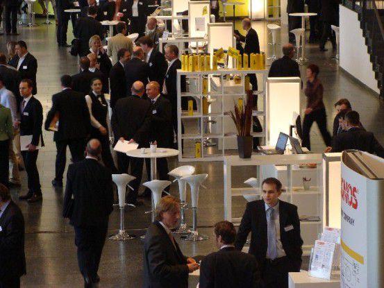 Rund 500 Teilnehmer verzeichnete die diesjährige Kundenveranstaltung Cognos Performance.