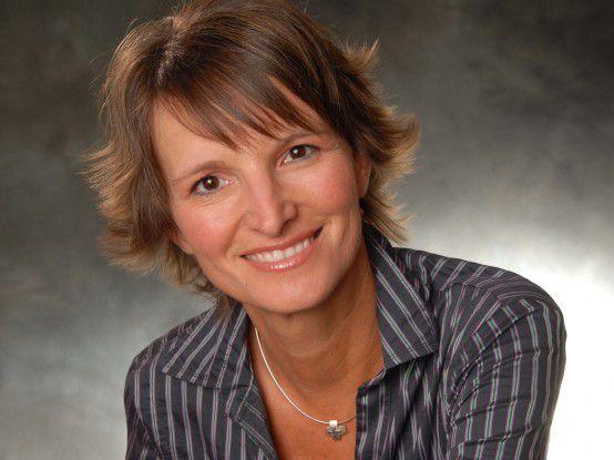 Monika Heidrich, Director Human Resources von Astaro.
