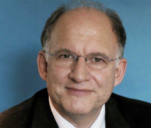 Der Bundesbeauftragte für den Datenschutz und die Informationsfreiheit, Peter Schaar