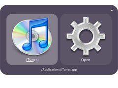 Quicksilver: Schneller Zugriff auf Programme und Dateien.