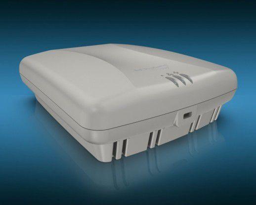 Erster 802.11n-Access Point von HP ProCurve: MSM410