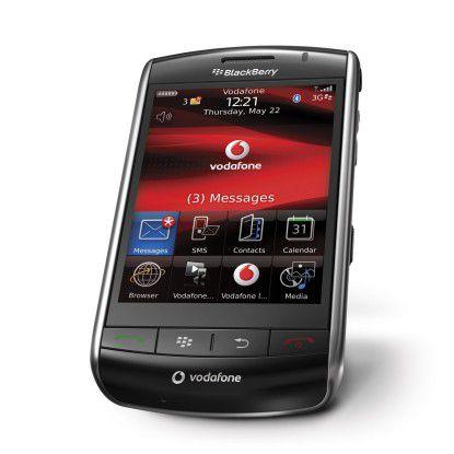 Besteht aus 1177 Teilen: Das Blackberry Storm.