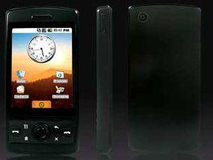 Ins beste Licht gerückt: Das Sciphone Dream G2.