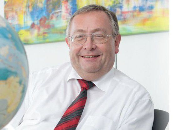 Rainer Janßen von der Münchener Rück wurde 2008 zum CIO des Jahres gewählt.