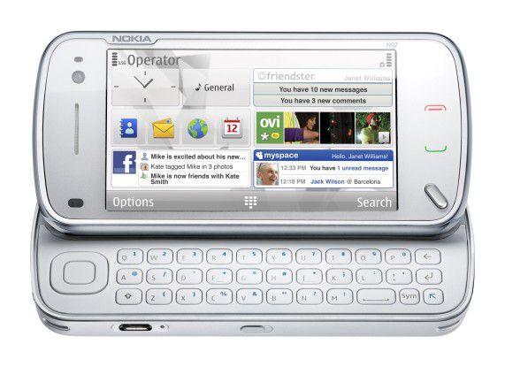 Wenn man das N97 nicht nutzt, muss man es auch nicht täglich aufladen.