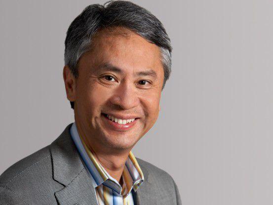 Netgear CEO Patrick Lo will in den Security-Markt einsteigen.