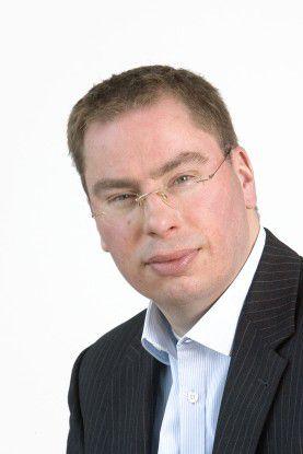 Wim te Niet, Geschäftsführer Zentraleuropa von Nortel Networks.