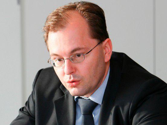 Dr. Dirk Olufs, CIO, DHL Express Europe