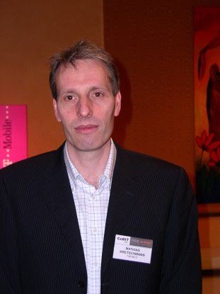 Mathias Kretschmann, VP Mobile Data Consumer Marketing bei T-Mobile.