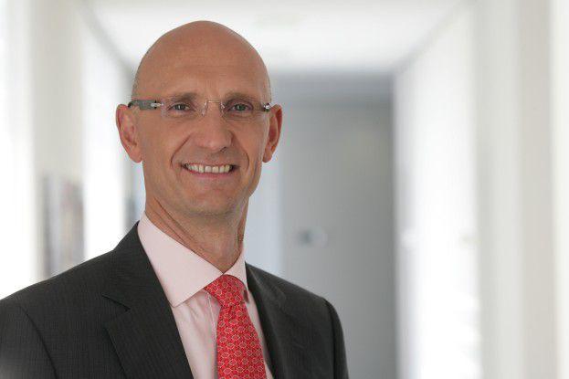 Timotheus Höttges, Festnetzvorstand der Deutschen Telekom
