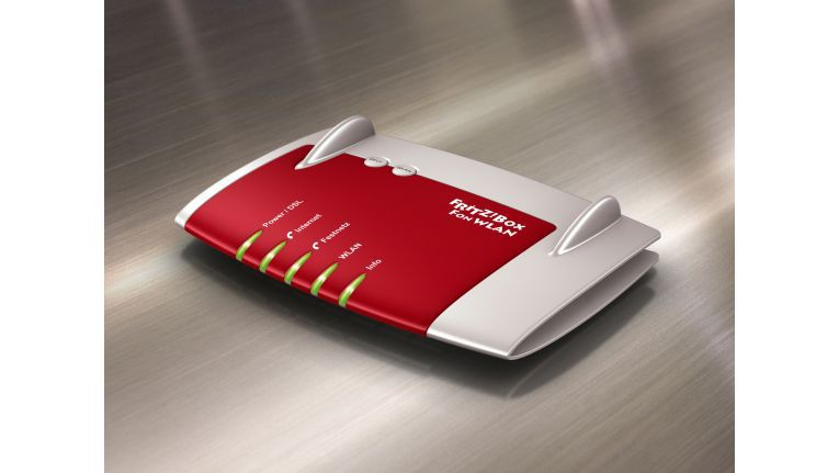 Die Fritz!Box-Familie von AVM dominiert den deutschen Markt für WLAN-Router.