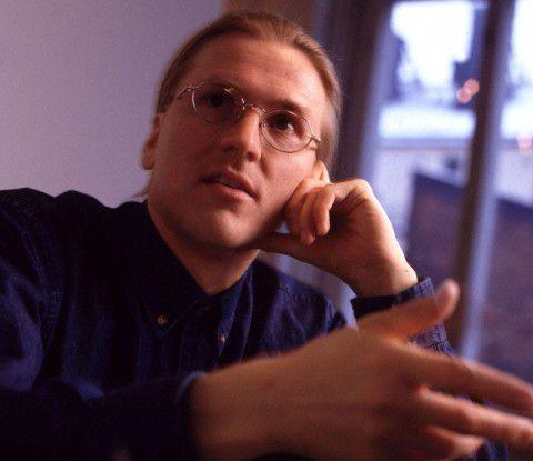 Mikko Hyppönen, Chief Research Officer beim IT-Sicherheits-spezialisten F-Secure aus Finnland.