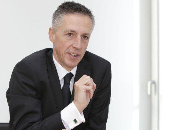 Volker Smid, Deutschland-Chef von HP, muss Stellen im Konzern streichen.