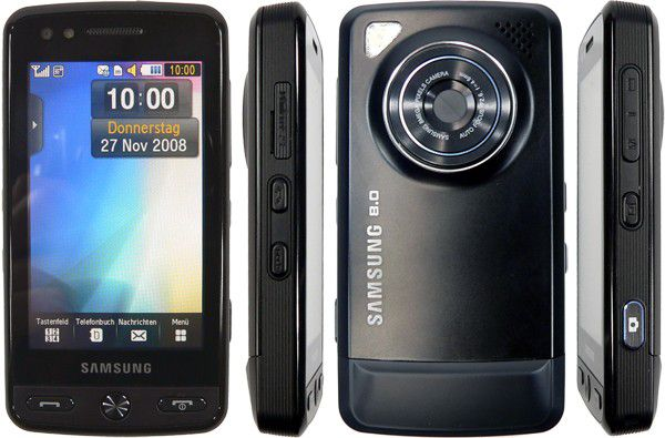 Für Fotoenthusiasten erste Wahl: Samsung M8800 Pixon