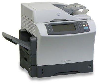 Eines der betroffenen Modelle ist der 'LaserJet 4345mfp'.