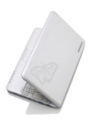 Das Akoya Mini S1210 Notebook von Medion.