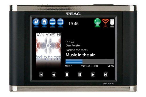 Drahtlose Audio-Anlage WAP 8500 von Teac.
