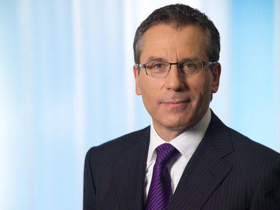 IBM-Deutschlandchef Martin Jetter