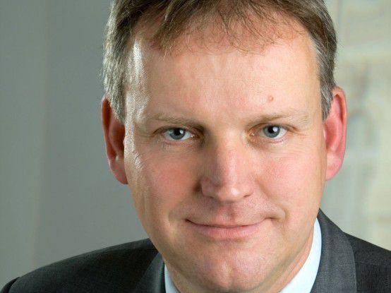 Hans-Peter Burghof, Professor an der Universität Hohenheim.