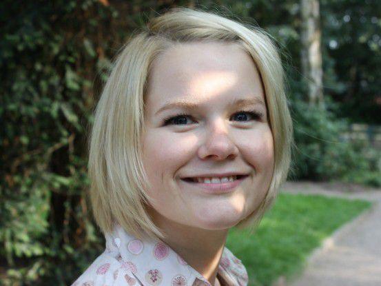 Roman-Bloggerin Karen Wiborg zählt auf die Mitwirkung ihrer LeserInnen.