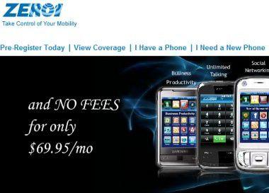 Zer01 Mobile - Unbegrenzte Telefonate und Internet-Nutzung für 54 Euro.