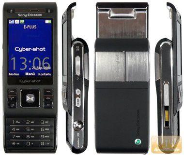Software-Fehler und Lautsprecher-Probleme beim Sony Ericsson C905.