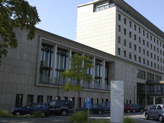 Das Bundesamt für Justiz