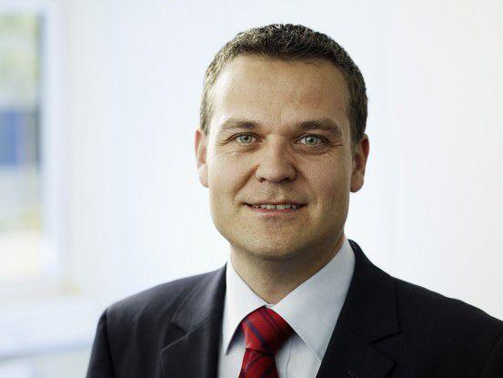 Jörg Hild, Geschäftsführer der Compass GmbH