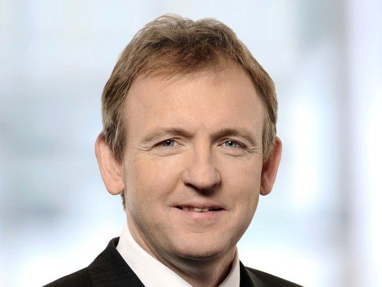 Unter Verdacht: Frank Roth, bislang IT-Vorstand der HSH Nordbank