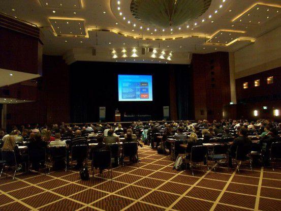 Die Eröffnungsrede der SMX 09 bestritt Rand Fishkin von SEOmoz, der zahlreiche Web-Statistiken präsentierte.