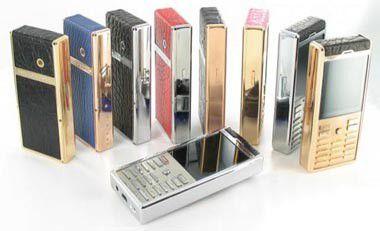 Bellperre - mit Luxus-Handys im Retro-Design gegen den Zeitgeist.