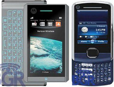 Motorola und Ironman - angeblich zwei neue Android-Handys aus dem Hause Motorola.