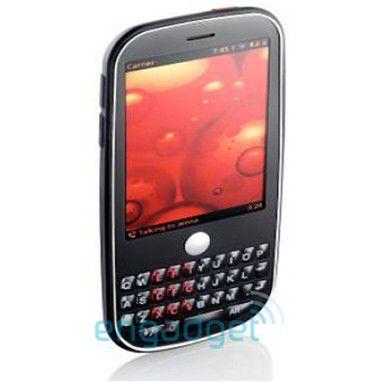 Palm Eos: Angeblich arbeitet Palm an einem Barren-Handy mit WebOS.
