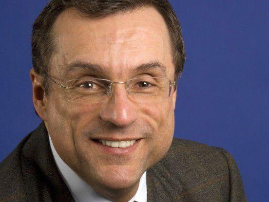 Abschied nach 24 Jahren: Jochen Polster, AMD-Deutschland-Chef