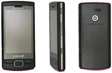 Samsung B7300: Neues Windows-Smartphone für Einsteiger.