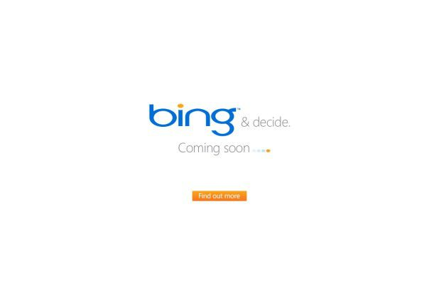 Bing - keine Suchmaschine, sondern eine Decision Engine von Microsoft.