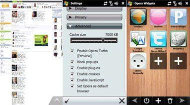 Mit Turbo-Seitenaufbau: Opera Mobile 9.7 steht zum Download bereit.