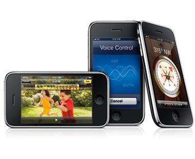 Das neue iPhone 3 GS ist dank der Version 3.0 des Betriebssystems noch komfortabler zu bedienen.