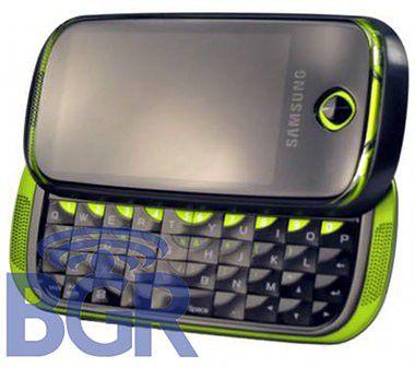 Neues Foto vom T-Mobile G2: Lifestyle-Handy statt Business-Slider?