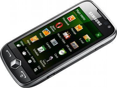 Kommt Ende September in den Handel: Das Samsung Omnia 2