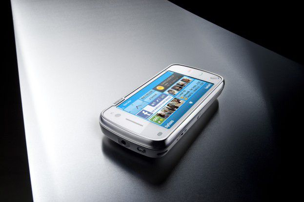 Nokias neues Multimedia-Flaggschiff N97