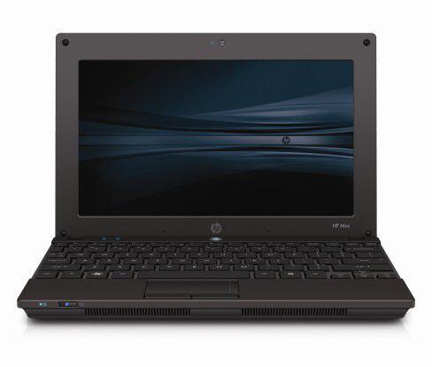 Mit dem Mini 5101 will Hewlett-Packard auch seine Business-Kunden für die Netbooks begeistern.